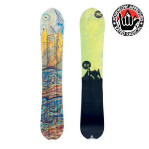 Rated_Radical_rossignol_xv_snowboard